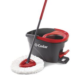 O-Cedar EasyWring Spin Mop & Bucket System | Walmart (US)