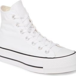 Chuck Taylor® All Star® Lift High Top Platform Sneaker | Nordstrom