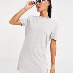 Brave Soul lenie ringer t-shirt dress | ASOS (Global)
