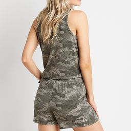Camo Cozy Super Soft 3.5in Short   Maurices