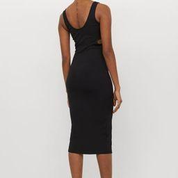 Cut-out Dress   H&M (US)