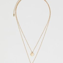 Double-strand Necklace | H&M (US)