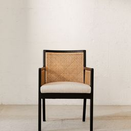 Elise Cane Arm Chair | Urban Outfitters (US and RoW)