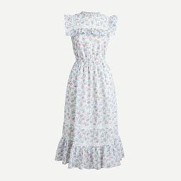 Tiered ruffle dress in Liberty ® Winding Roses | J.Crew US
