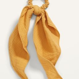 Scarf Hair-Tie For Women | Old Navy (US)