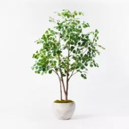 """72"""" Artificial Ficus Tree - Threshold™ designed with Studio McGee 