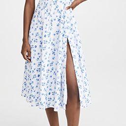 Cotton Peasant Dress | Shopbop