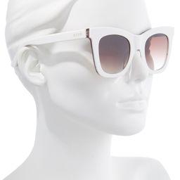 Kaia 50mm Polarized Cat Eye Sunglasses | Nordstrom