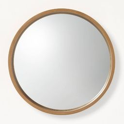 Round Framed Mirror - Hearth & Hand™ with Magnolia   Target