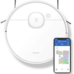 ECOVACS DEEBOT N7 Robot Vacuum Cleaner and Mop, Powerful 2300Pa Suction, Advanced Laser-Based LiD...   Amazon (US)