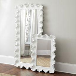 Atoll Rectangular Mirror with Clear Glass   Ballard Designs, Inc.