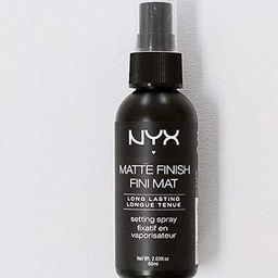 "NYX Makeup Setting Spray""MSS01"" Matte Finish (Long Lasting) | Amazon (US)"
