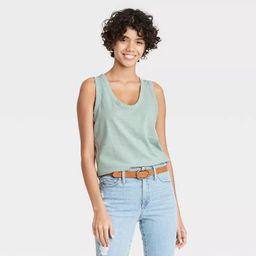 Women's Tank Top - Universal Thread™   Target