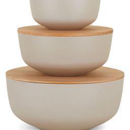 Set of 3 Essential Lidded Bowls | Nordstrom