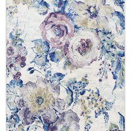 Floral Chic Indoor/Outdoor Rug | Nordstrom