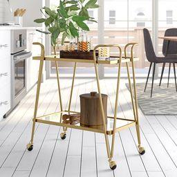 Laurence Bar Cart   Wayfair North America