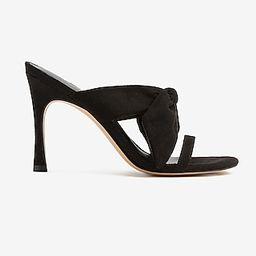 Bow Strap Heels | Express
