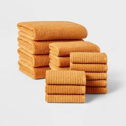 16pk Quick Dry Bath Towel Starter Bundle - Threshold™   Target