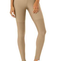 High-Waist 4 Pocket Utility Legging in Gravel, Size: Large   Alo Yoga®   Alo Yoga