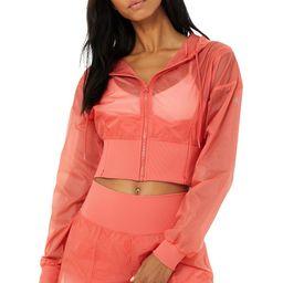 Nebula Jacket in Strawberry, Size: Large   Alo Yoga®   Alo Yoga