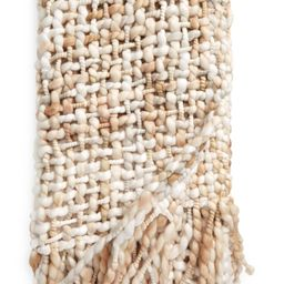 Chunky Mixed Yarn Throw Blanket   Nordstrom