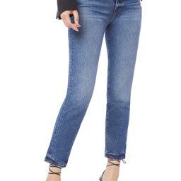 Le High Straight Leg Jeans | Nordstrom
