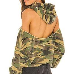 Tricia Cold Shoulder Sweatshirt                                          NSF | Revolve Clothing (Global)
