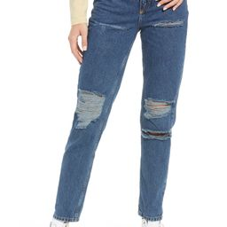 Ripped Mom Jeans | Nordstrom