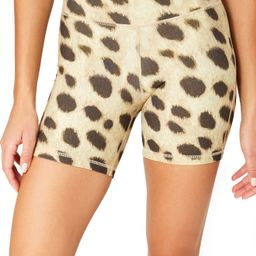 Women's We Wore What Bike Shorts, Size Small - Beige   Nordstrom