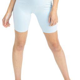 Women's Angel Maternity 2-Pack Maternity Bike Shorts, Size Medium - Blue   Nordstrom