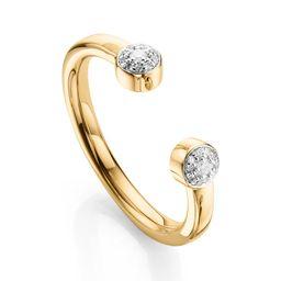 Fiji Tiny Button Diamond Ring   Nordstrom