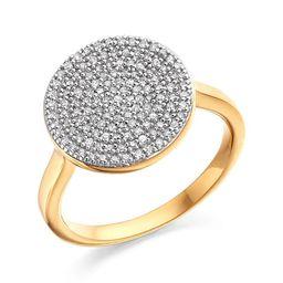 Ava Diamond Disc Ring   Nordstrom