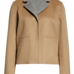 Andover Reversible Wool & Cashmere Jacket | Nordstrom