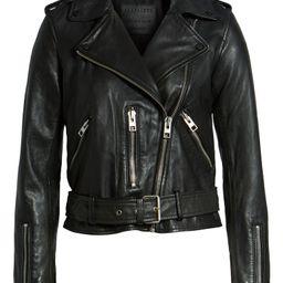 NSale Leather Jacket | Nordstrom