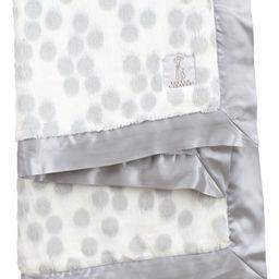 Confetti Satin Trim Blanket | Nordstrom