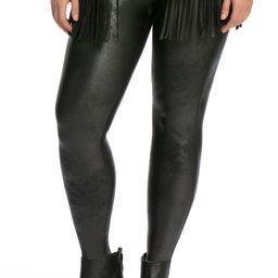 Faux Leather Leggings   Nordstrom