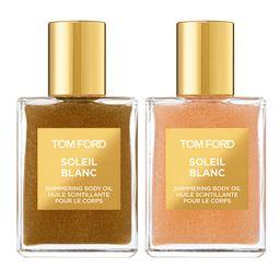 Travel Size Soleil Blanc Shimmering Body Oil Set   Nordstrom