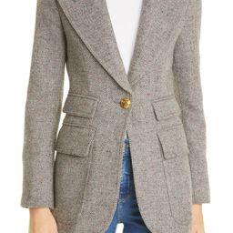 Birkin Herringbone Wool Blazer | Nordstrom