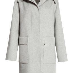 Hooded Wool Coat | Nordstrom