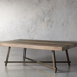 Nika Coffee Table | Arhaus