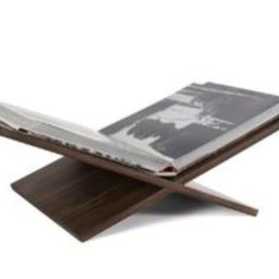 WOOD GALERIE BOOK CRADLE   Alice Lane Home Collection