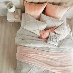 Chenille Lattice Comforter Set   Nordstrom