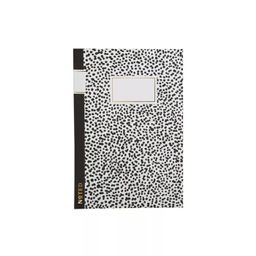 Post-it 120pg Composition Notebook - Black/White | Target