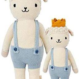 "CUDDLE + KIND Sebastian The Lamb Little 13"" Hand-Knit Doll – 1 Doll = 10 Meals, Fair Trade, Hei...   Amazon (US)"