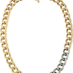 Curb Chain Collar Necklace   Nordstrom