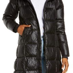 Acropolis Water Repellent 550 Fill Power Down Parka | Nordstrom | Nordstrom
