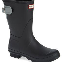 Original Short Back Adjustable Waterproof Rain Boot | Nordstrom | Nordstrom