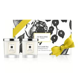 Peony & Blush Suede and Lime Basil & Mandarin Scented Home Candle Set | Nordstrom | Nordstrom