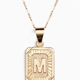 Initial Pendant Necklace | Nordstrom | Nordstrom