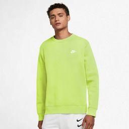 Nike Men's Sportswear Club Fleece Crew Pullover | Academy Sports + Outdoor Affiliate